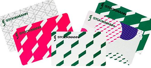 Stockmann Lahjakortit